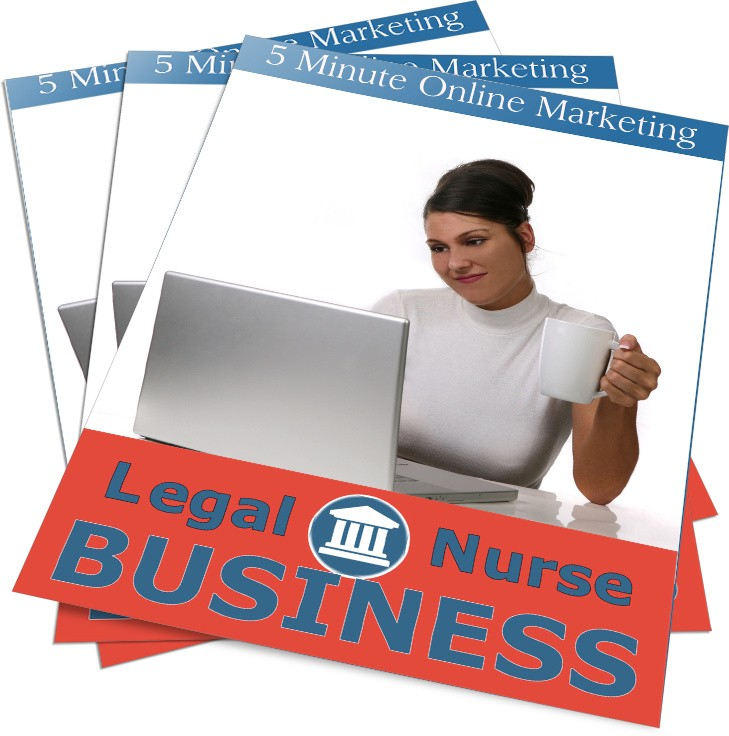 Legal nurse consulting business plan