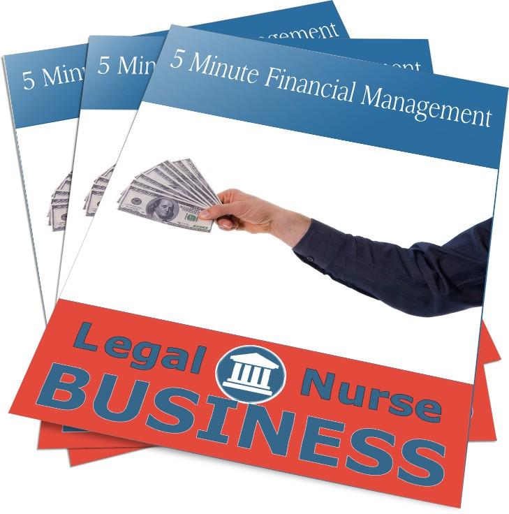 5 minute financial management