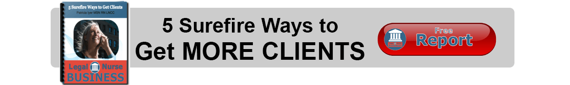 5 surefire ways to get clients free report