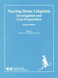 cover of Nursing Home Litigation