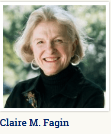 Image of Claire Fain, Dean of U of PA School of Nursing