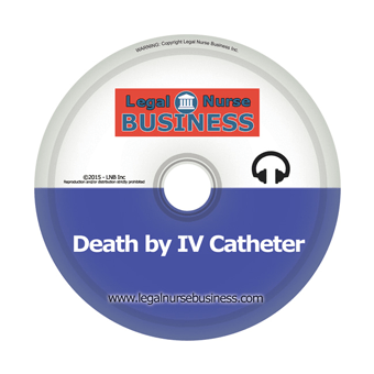 Death by IV Catheter