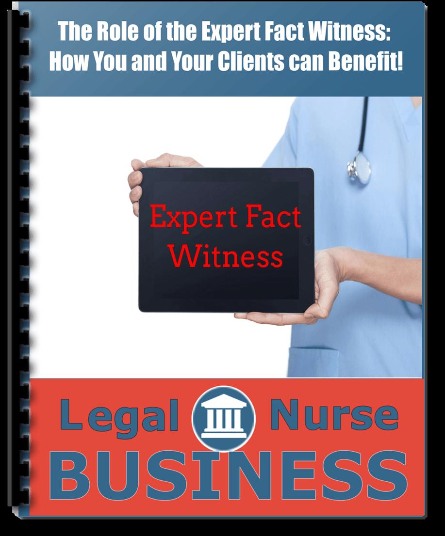 Expert Fact Witness (2)