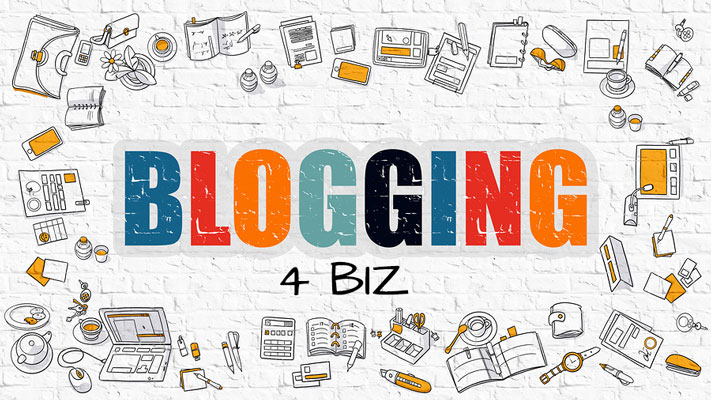 Get More Business with BLOGGING!