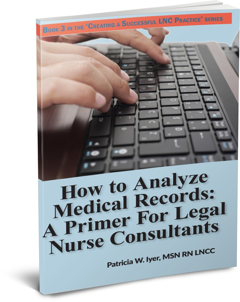 image of How to Analyze Medical Records book