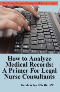 cover of How to Analyze Medical Records