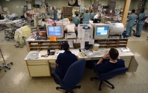 ICU nursing liability