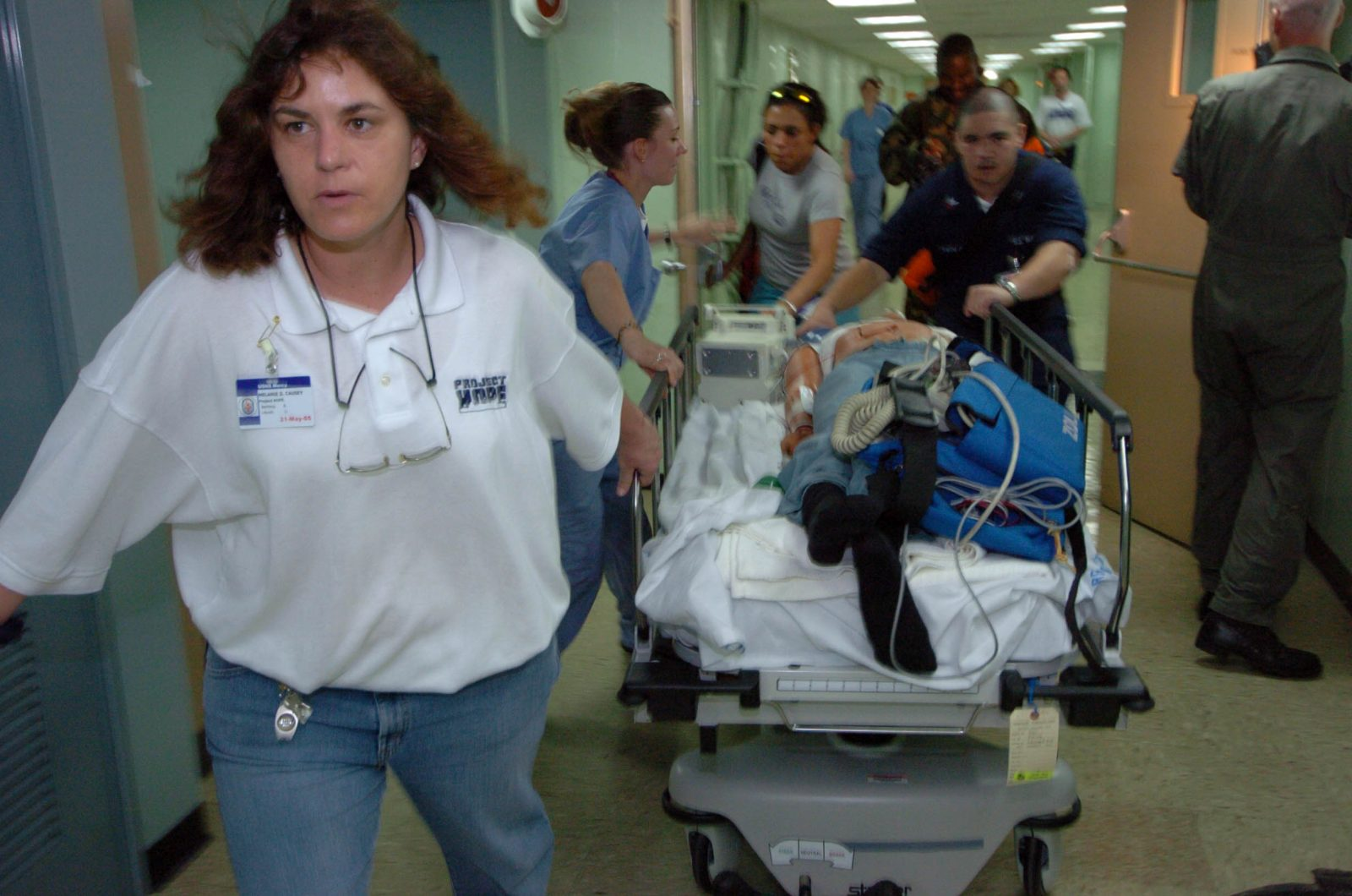 Safety Principles for Preventing Patient Injury