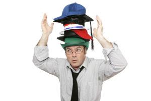 LNC wearing many hats