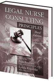 Legal Nurse Consulting: Principles