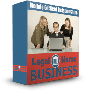 Client Relationships online course