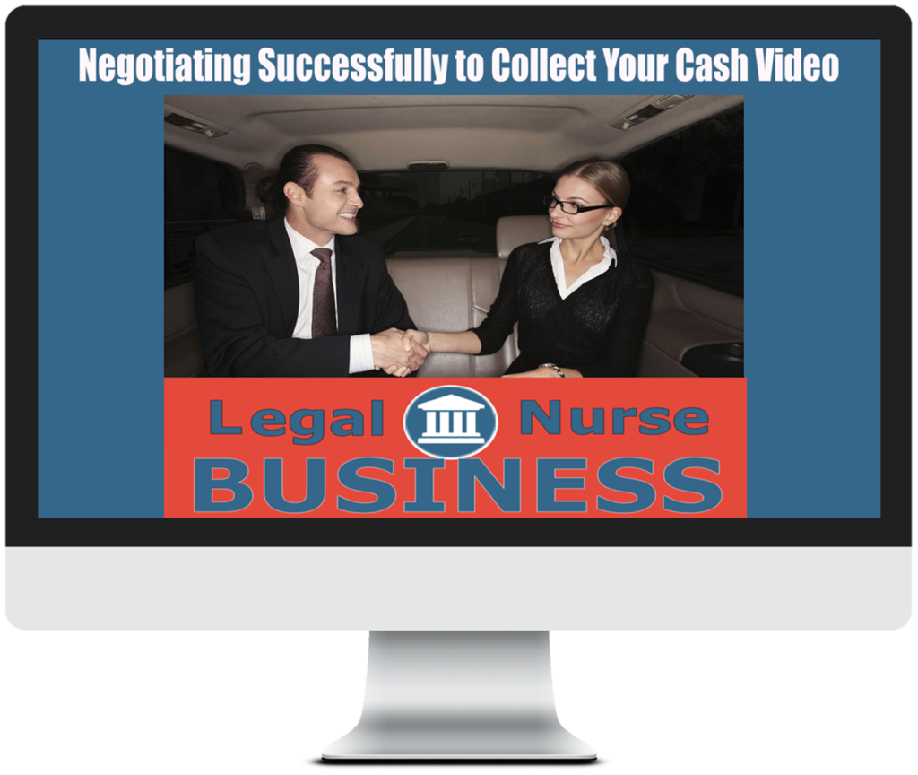 Negotiating Successfully to Collect Your Cash: Tips for Business Professionals