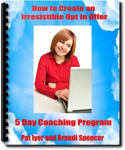 opt in offer course