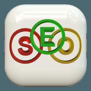 SEO button