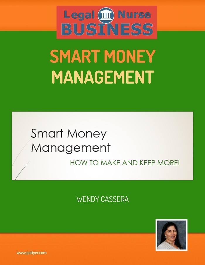Smart Money Management Learning Resource