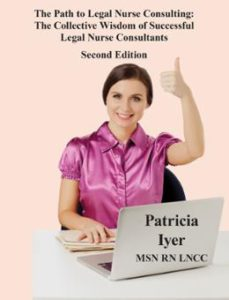 cover of Path to Legal Nurse Consulting