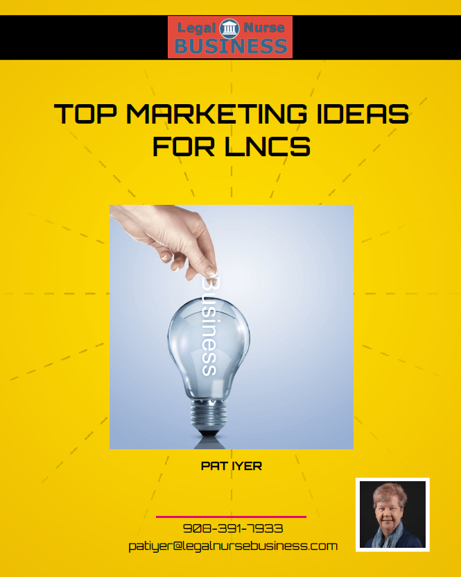 Top tips for LNCs cover