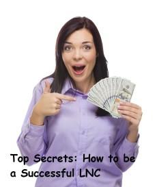 Top secrets for success as LNC