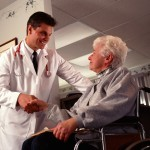 wheelchairs and risk of falls, patient fall risk factors, Barbara Levin, Patricia Iyer