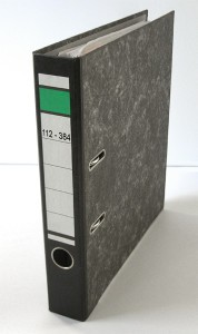 medical records binder