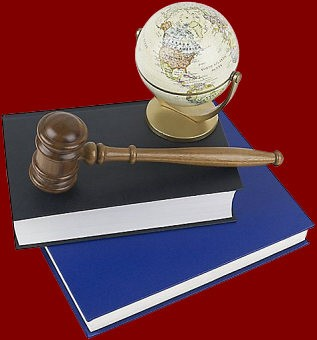 book with gavel