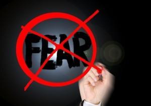 Conquer fear capture confidence