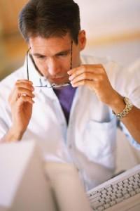 substandard or fraudulent medical records
