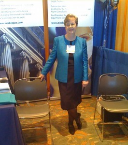 legal nurse consulting exhibiting