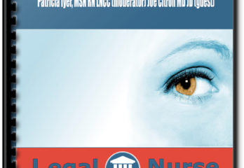 Thank you for your Purchase of An Eye for an Eye: The Legal Consequences of Vision Loss