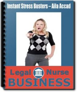 Compassion Fatigue in Legal Nurse Consultants
