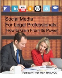 Cover of Social Media for Legal Professionals