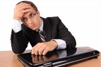 stressed attorney