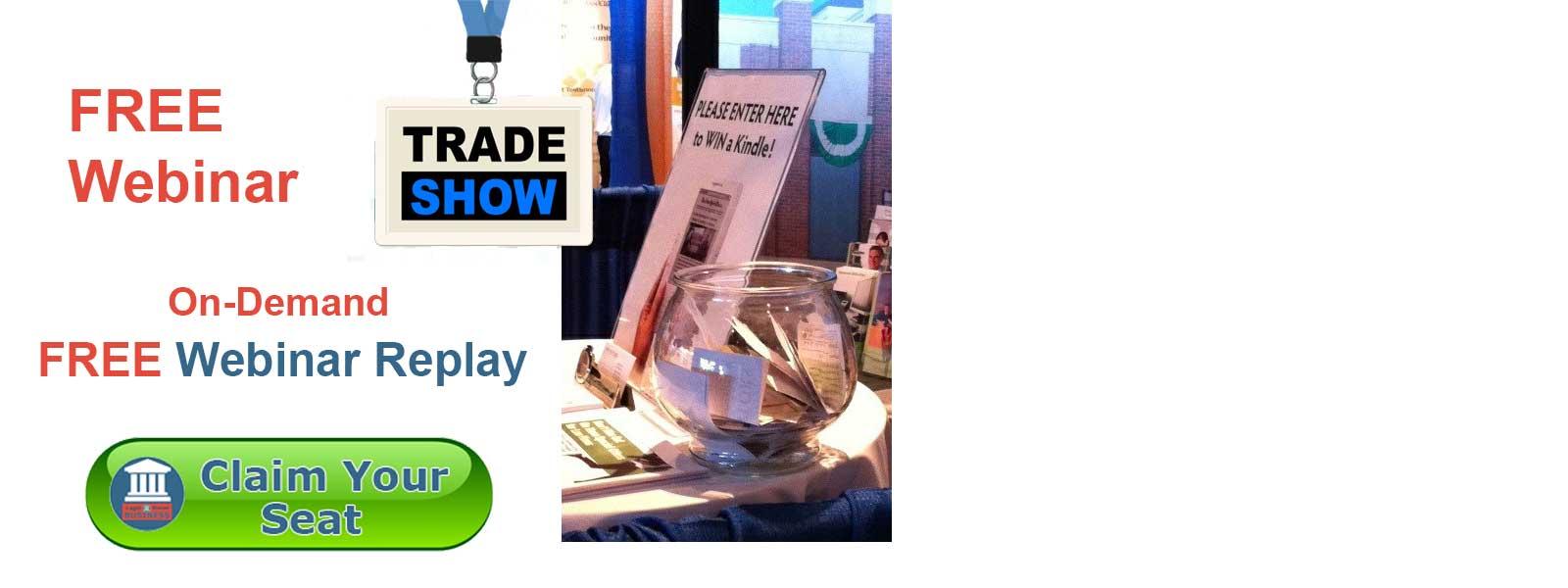Trade Show Leads Guaranteed